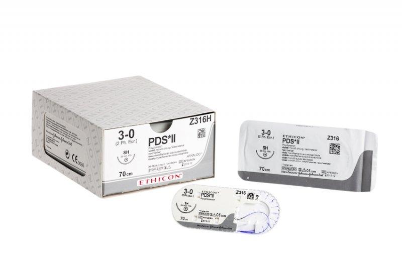 PDS ΙΙ 3/0 Suture