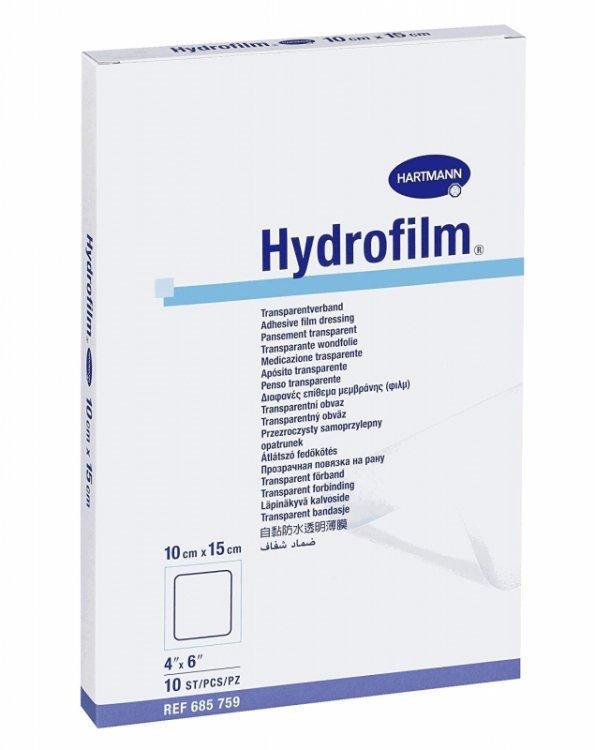 Επίθεμα αδιάβροχο Hydrofilm 10x15cm Plus  (10τμχ).