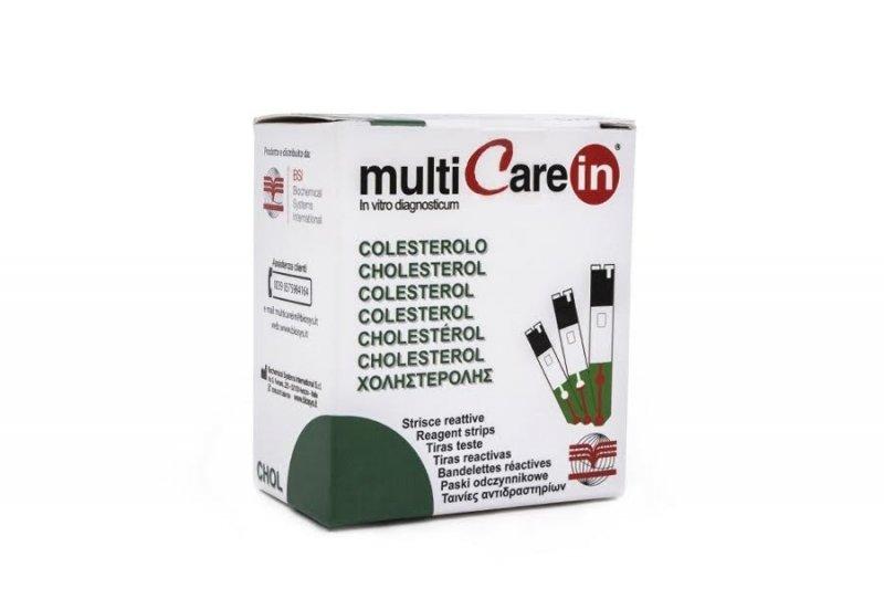 Ταινίες Multicare In Χοληστερίνης 25(τμχ)