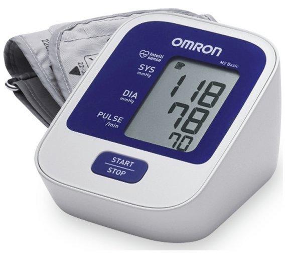 Πιεσόμετρο ηλεκτρονικό Omron Basic M2