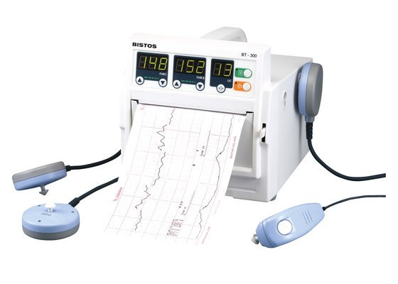Καρδιοτοκογράφος BT300 Bistos