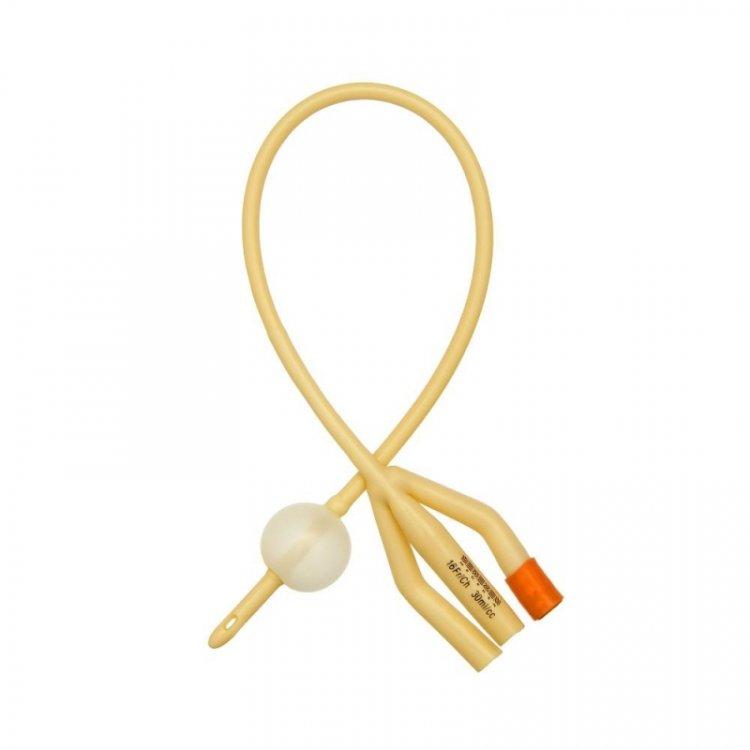 3-way Foley Catheter