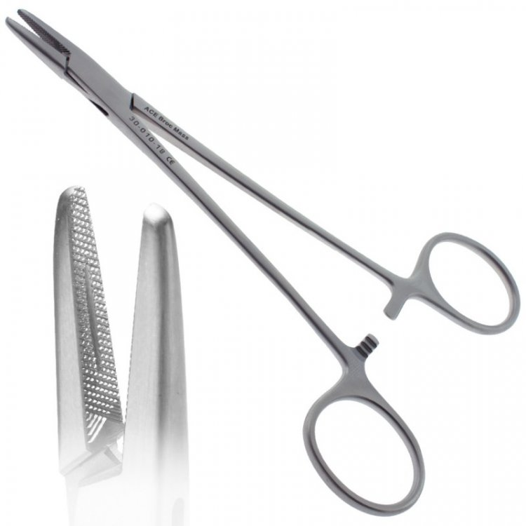 Mayo-Hegar Needle Holder