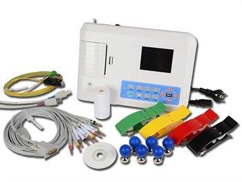 Καρδιογραφός τρικάναλος Contec ECG 300G