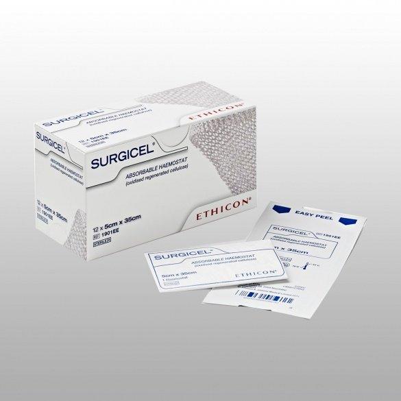 Surgicel Hemostatic Gauze