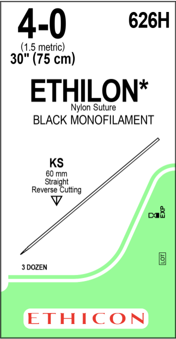 Ethilon 4.0 Suture