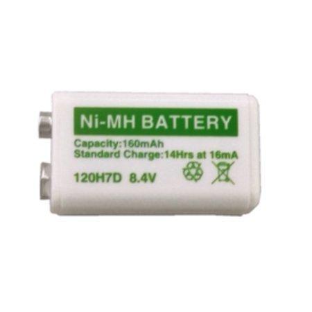 9V Rechargable Battery