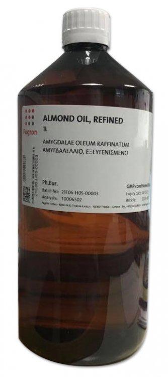 Αμυγδαλέλαιο 1lt