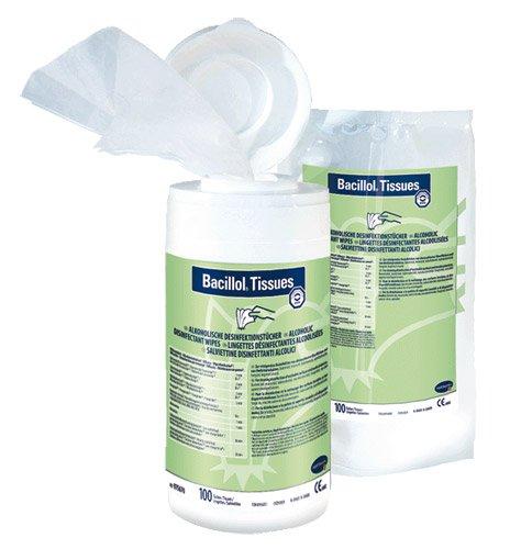 Απολυμαντικά μαντηλάκια Bacillol Tissues (100τμχ)