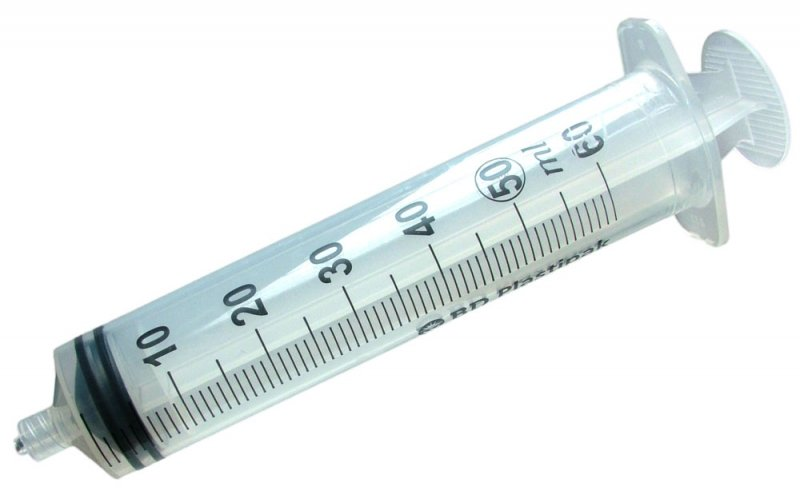 BD Luer lock Syringe - No Needle
