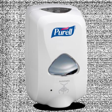 Ανέπαφη Συσκευή Dispenser Purell σε επιδαπέδια βάση