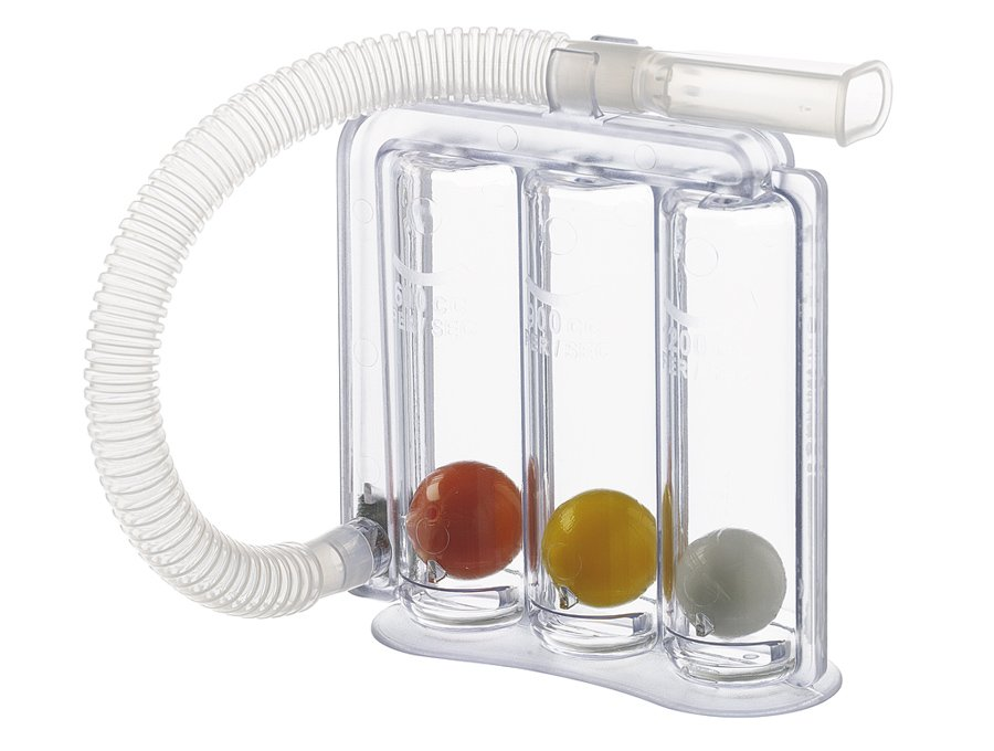 Εξασκητής αναπνοής B-Spiro