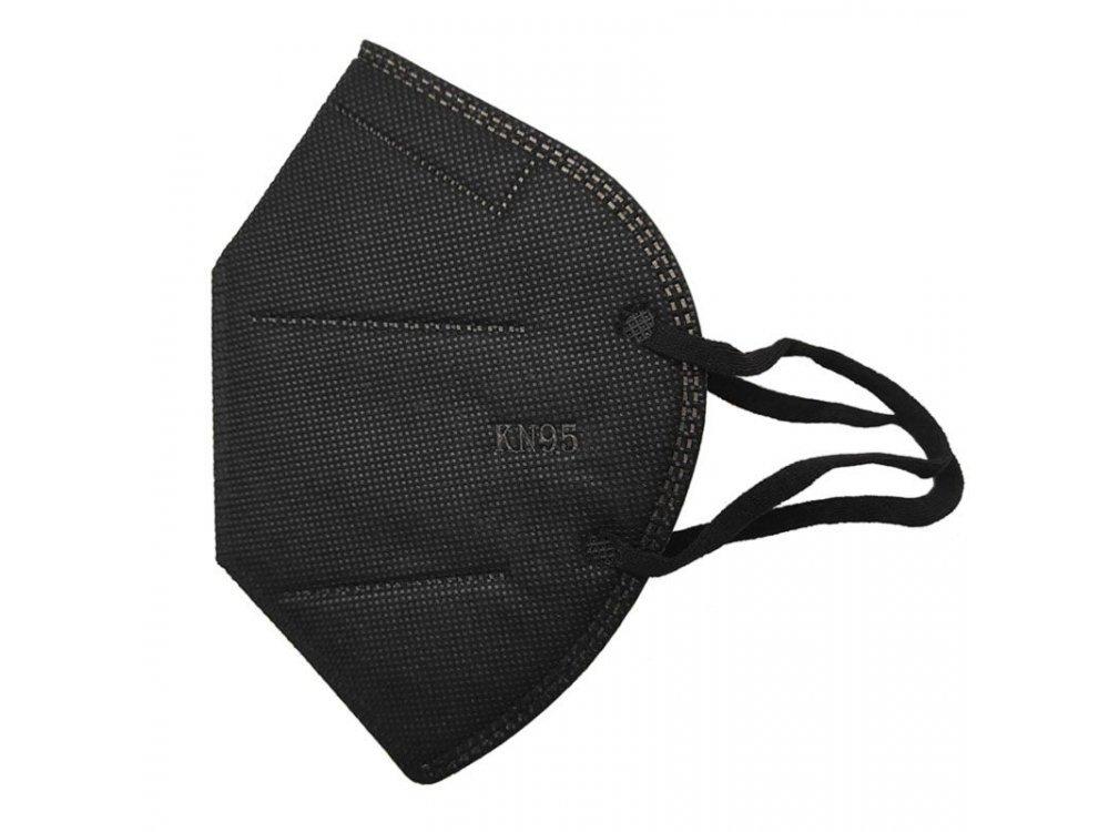 Μάσκες FFP2 μαύρες (10τμχ)