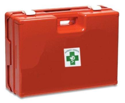 Φαρμακείο Pharma box Α' Βοηθειών πλήρες