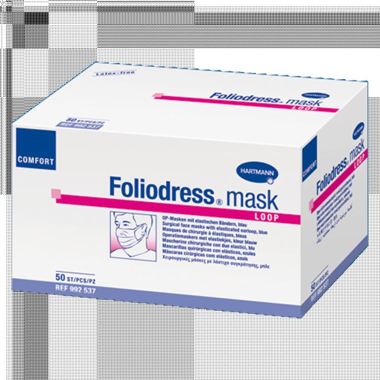 Foliodress Surgical Masks (50pcs)