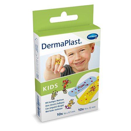 Dermaplast Kids Adhesive Plasters (20pcs)
