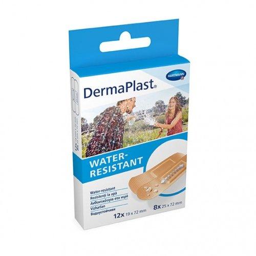 Dermaplast Αδιάβροχα - 2 Μεγέθη  (20τμχ)