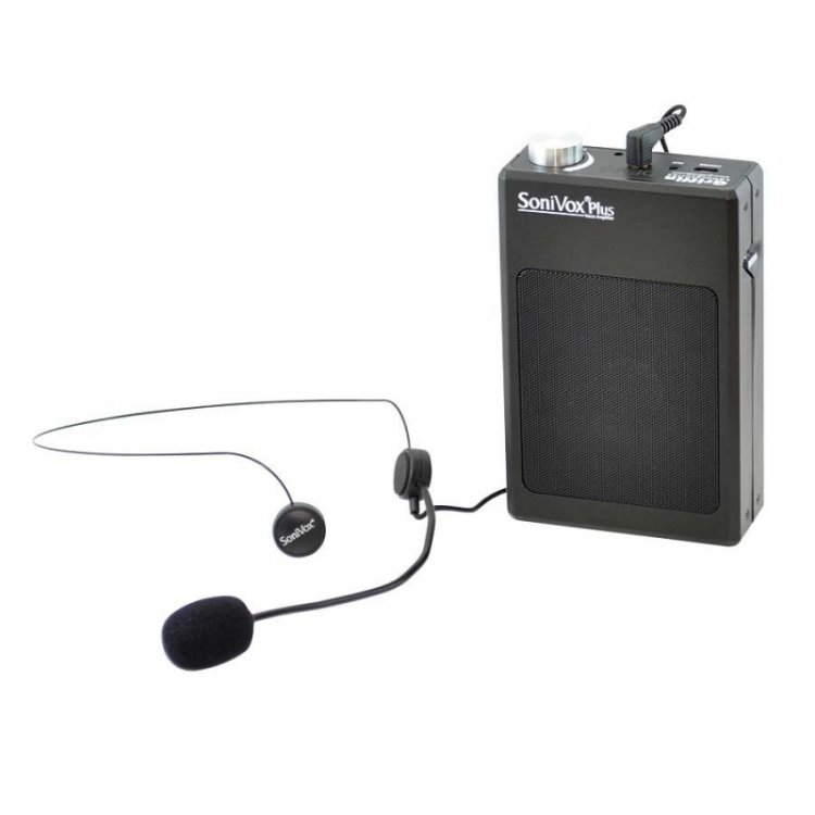Ενισχυτής φωνής Sonivox Plus