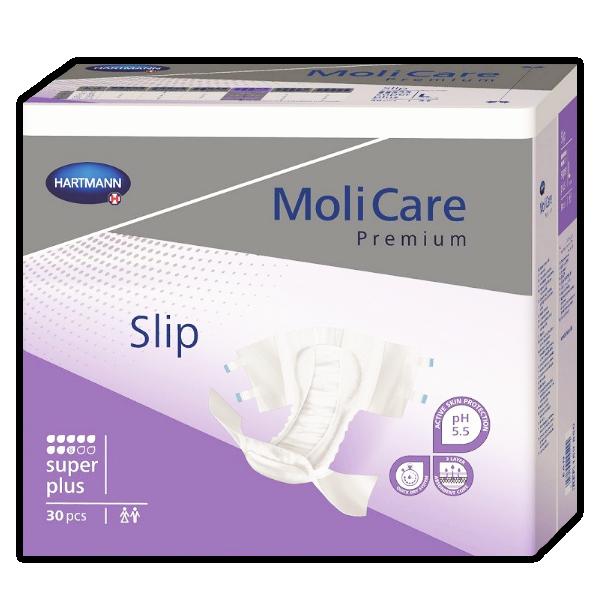 Πάνες ακράτειας νύχτας MoliCare Premium Super plus