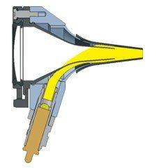 Heine K180 F.O. (Fiber Optic) Otoscope