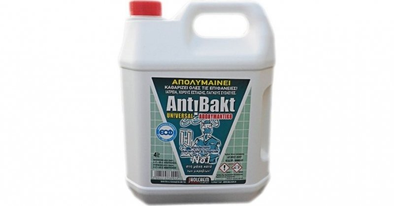 Holchem Antibakt Surface Disinfectant 4lt