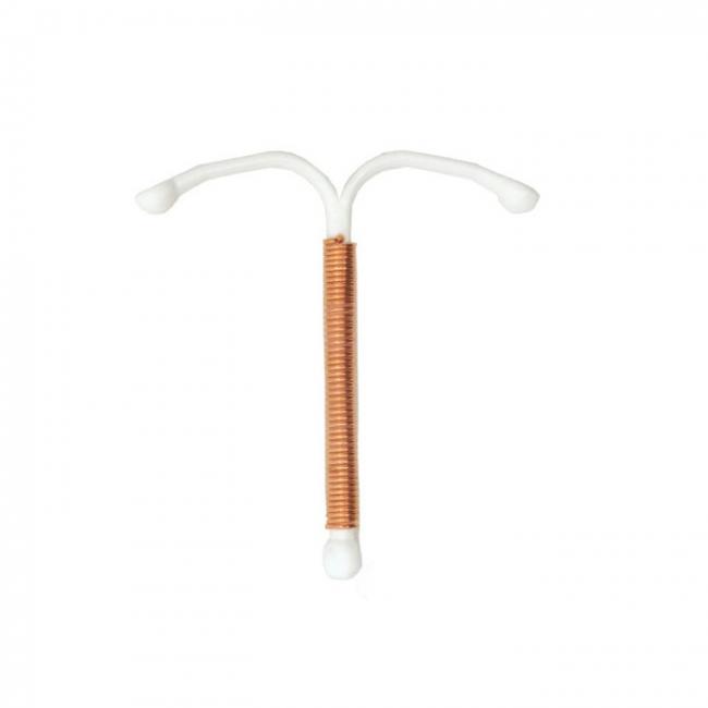 Intrauterine Device (IUD) - T Shaped