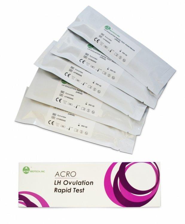 Test ωορρηξίας LH Acro (5τμχ)