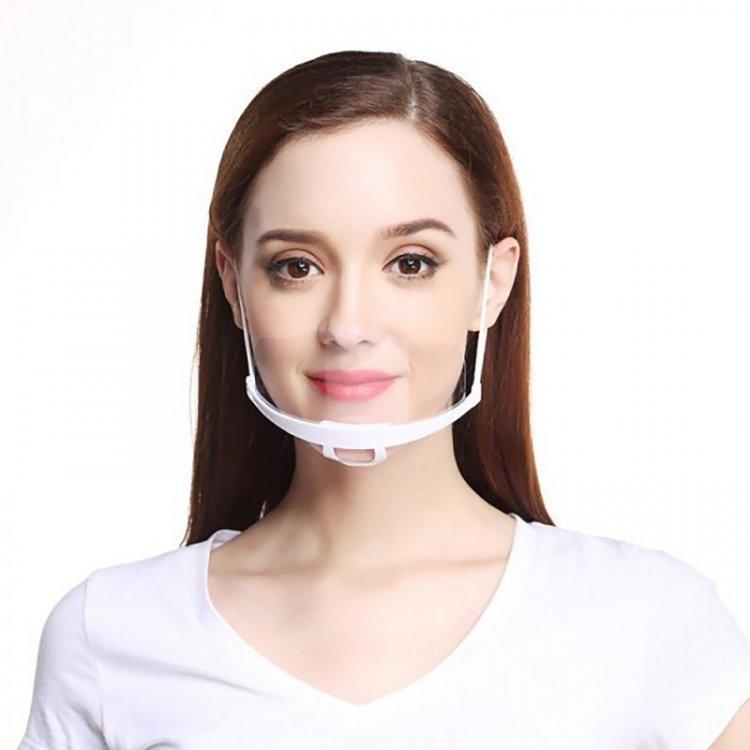 Half Face Shield