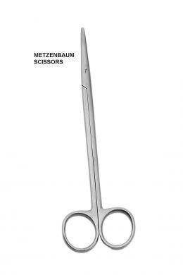 Ψαλίδι metzenbaum ευθύ
