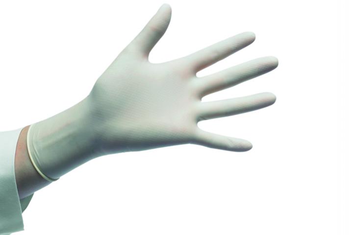 Γάντια χειρουργικά αποστειρωμένα χωρίς πούδρα (ζεύγος)