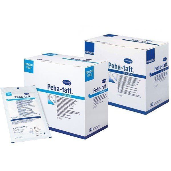 Peha-taft Classic Powder-Free Surgical Gloves (in pairs)