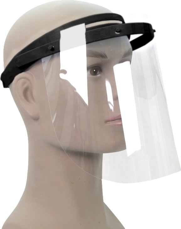 Adjustable Protective Face Shield