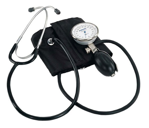 Riester Sanaphon Palm Style Sphygmomanometer for Self-measurement
