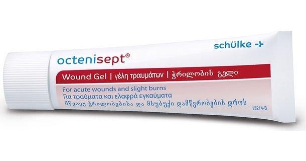 Octenisept Wound Gel-Γέλη τραυμάτων (20ml)