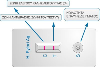 H. Pylori Rapid Stool Test (20pcs)