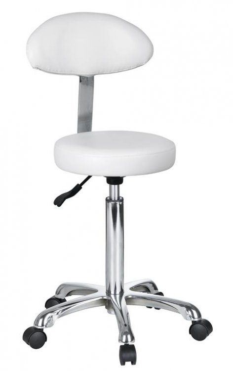 Fast+ Stool with Back
