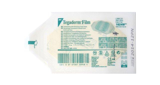 Επίθεμα Tegaderm χωρίς εγκοπή (πακ.100τμχ)