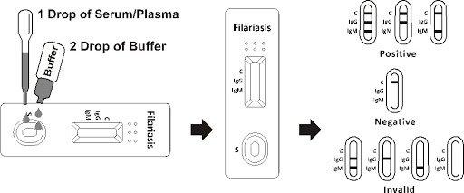 Lungene Covid-19 Corona Virus Rapid Test (25pcs)