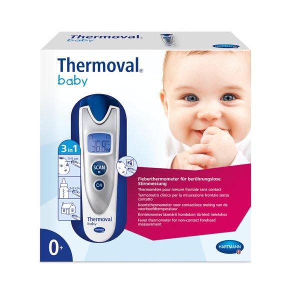 Θερμόμετρο υπερήθρων Thermoval Baby Sense