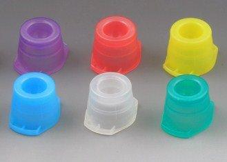 Test Tube Caps Plastic (1000pcs)