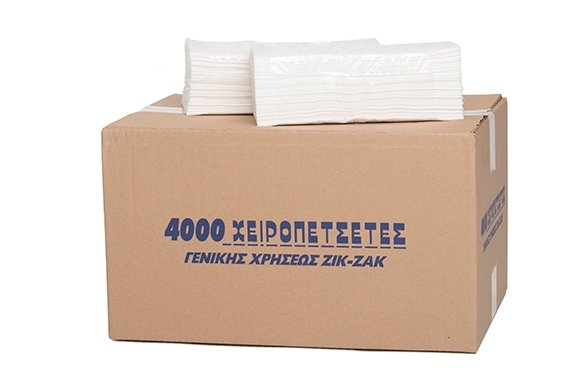 Hand Towels Z-Fold (4000pcs)