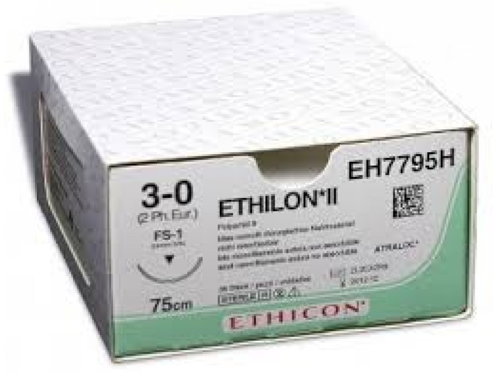 Ethilon 3.0 Suture