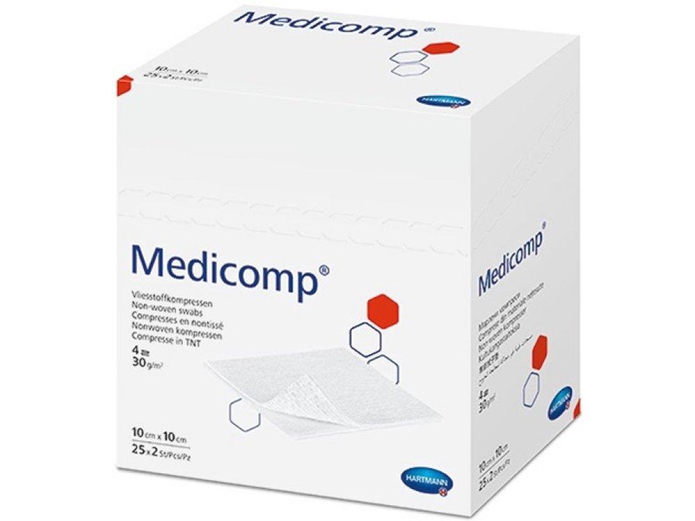 Επίθεμα non-woven Medicomp (πακ.100τμχ)