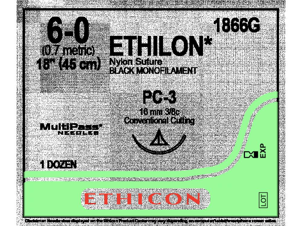 Ράμμα Ethilon 6.0