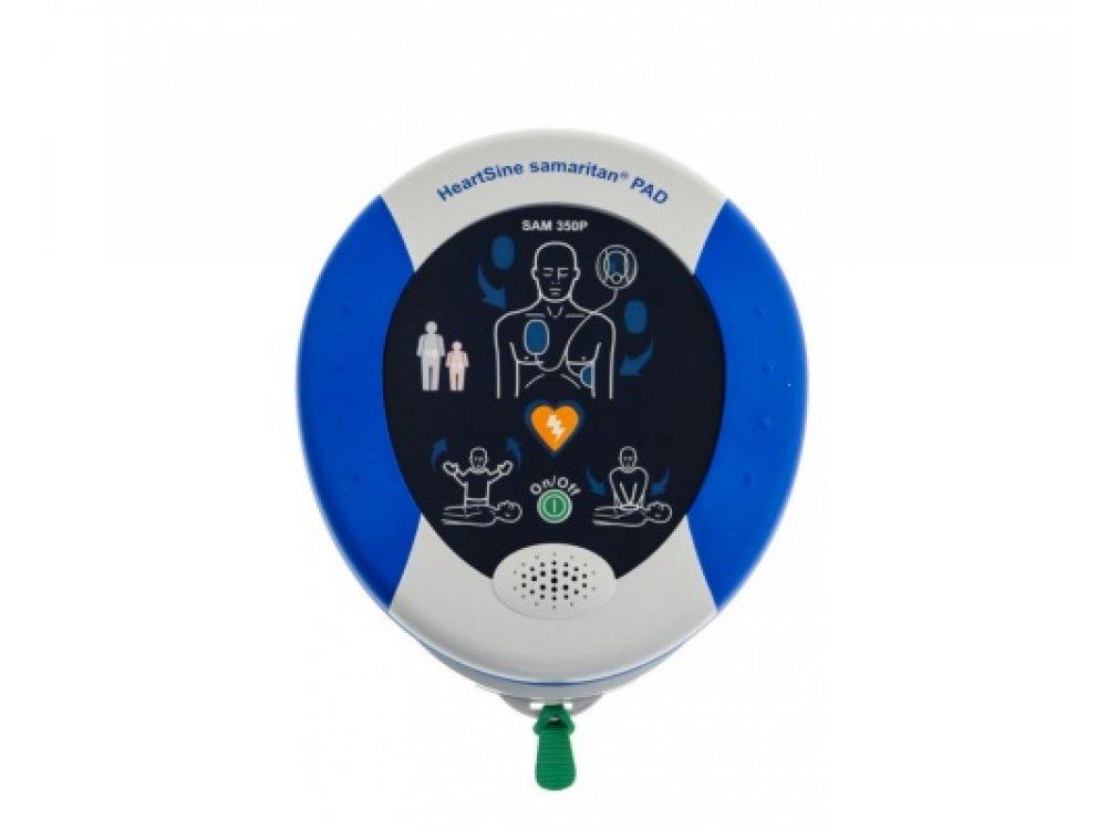 HeartSine PAD 350P Defibrillator