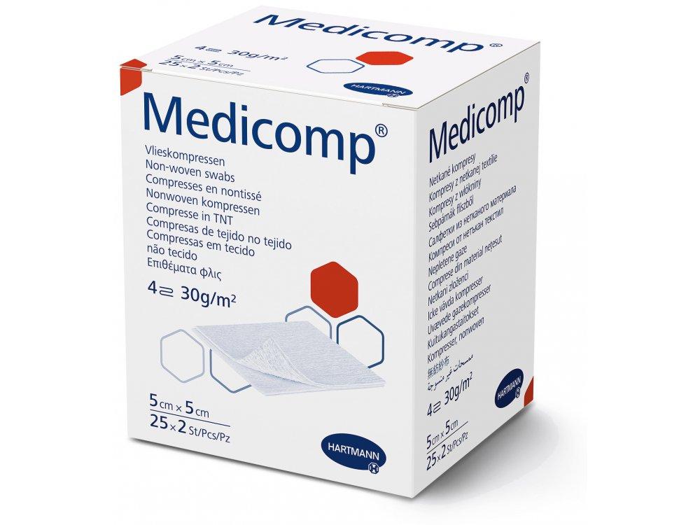 Επίθεμα non-woven αποστειρωμένο Medicomp
