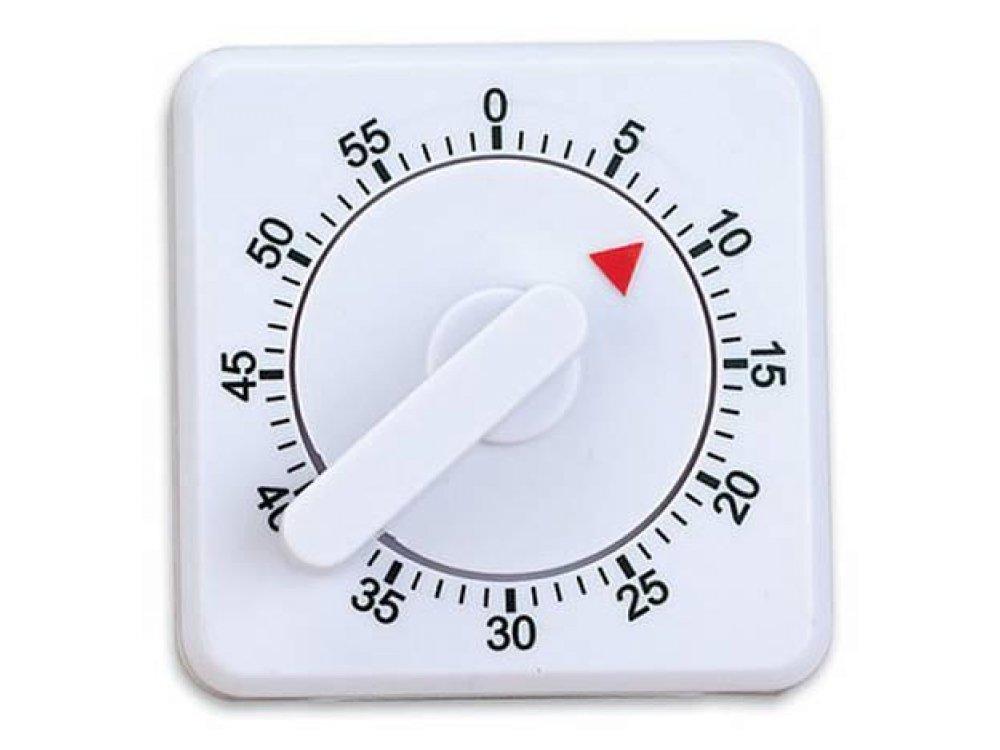 Χρονόμετρο μηχανικό αντίστροφης μέτρησης