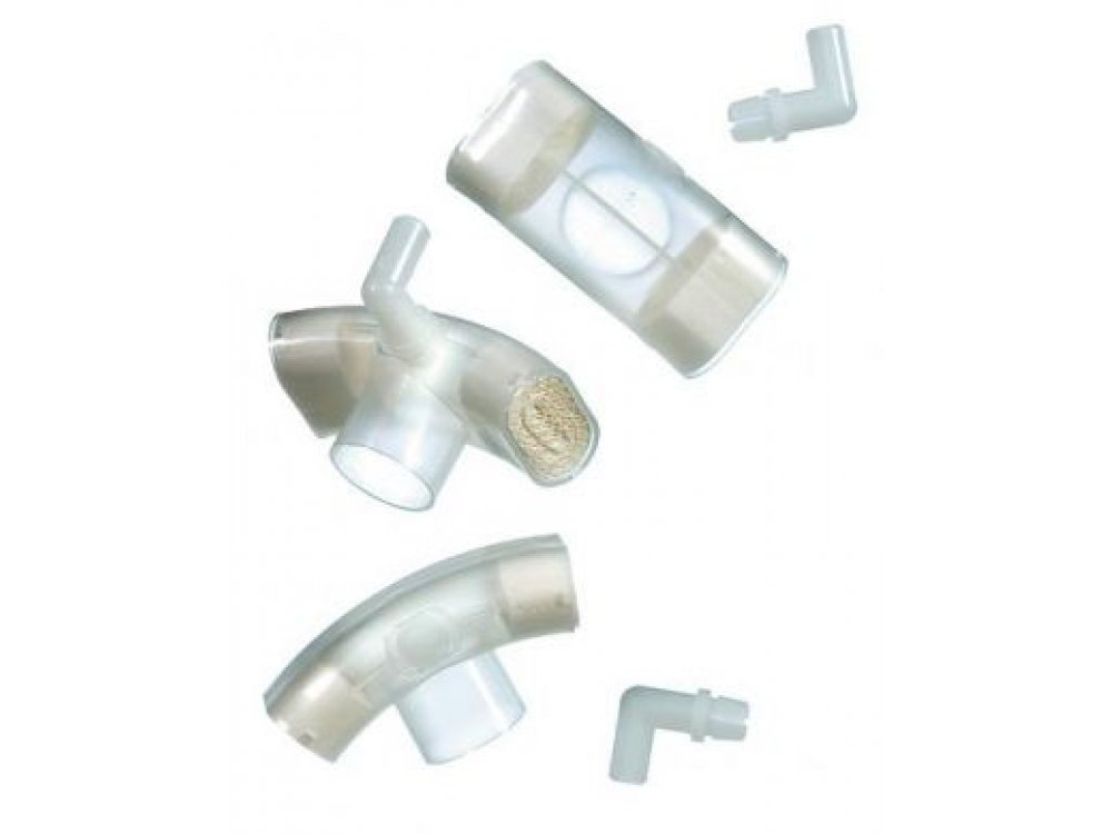 REF 641 Tracoe T-Shaped HME Filter