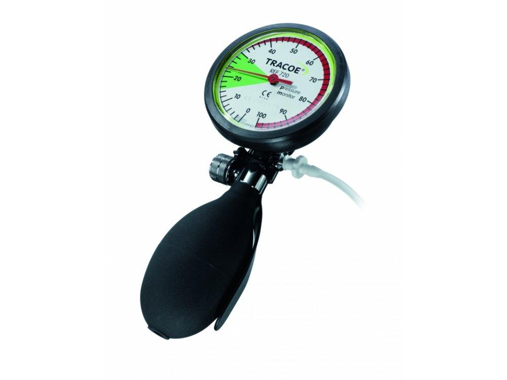 Πιεσόμετρο μέτρησης πιέσης για το cuff