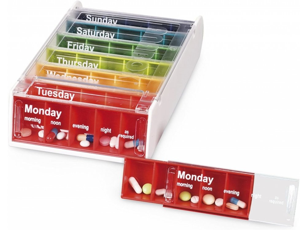 7-day Anabox Pill Box